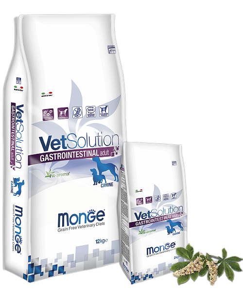 картинка MONGE VETSOLUTION ADULT GASTROINTESTINAL от ЗОО-магазина К-9