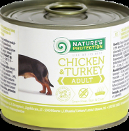 картинка NP Dog Adult Chiken&Turkey от ЗОО-магазина К-9
