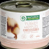 картинка NP Dog Adult Small Breeds Turkey&Apples  от ЗОО-магазина К-9