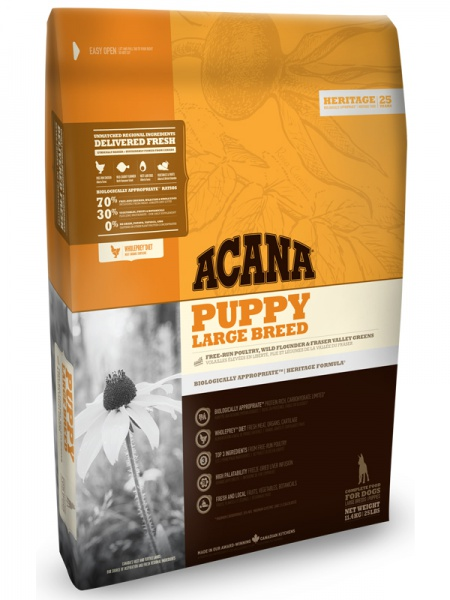 картинка Acana Puppy Large Breed от ЗОО-магазина К-9