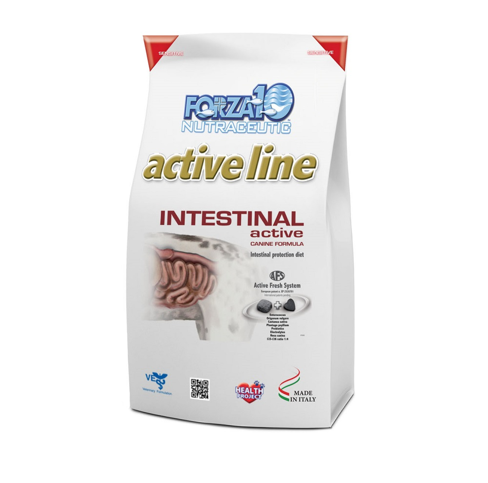 картинка FORZA10 Intestinal Active от ЗОО-магазина К-9